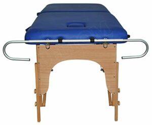 Beltom Porte-Rouleau Universel, Multi-directionnel – Porte Rouleau/Dérouleur De Papier pour Table De Massage Cosmetique esthetique