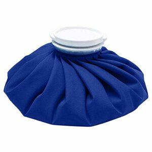 CHAOCHAO Sacs de Glace Cool Pack Froide réutilisable pour blessure Sportive Durable Muscules Maux de Secours Aide Soulagement Douleur Soins de santé Cold Thérapie Pack de Glace (Couleur : 11 inch)