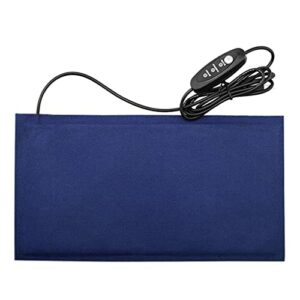 Coussin chauffant, coussin chauffant USB pour animal domestique, élément chauffant pour coussin chauffant en tissu électrique pour siège