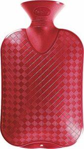Fashy Bouillotte 2.0L Cranberry Uni Bouteille d'eau chaude