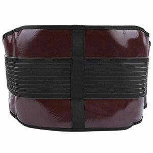 FECAMOS Ceinture chauffante Infrarouge réglable Ceinture chauffante Durable à Trois Vitesses pour améliorer la Circulation Sanguine, Augmenter Les Niveaux d'énergie. Estomac de la Colonne Lombaire