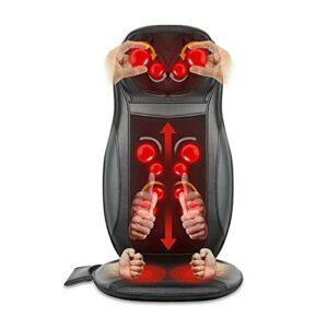 Fetcoi D&S Vertriebs Fauteuil de massage avec fonction chauffante Noir