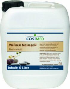 Harmonie Wellness Huile de Massage de cosiMed