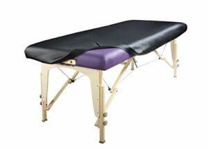 Master Massage Housse de protection universelle en cuir PU et vinyle pour table de massage
