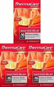 (Pack De 3) – ThermaCare Lombaire Isolant Thermique (3 Paquet)