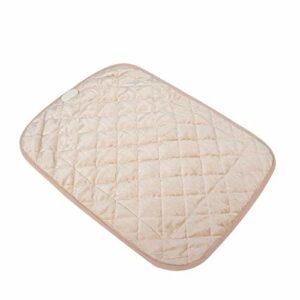 Qqmora Couverture de Tapis chauffante à température constante température réglable pour l'estomac pour canapé-lit pour Bureau à Domicile