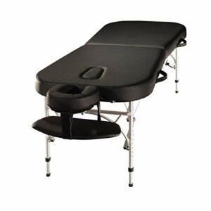 Sens Original – Table de massage Charm aluminium