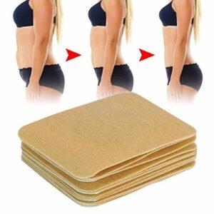 Tampons de moxa d'armoise naturelle Patch anti-douleur auto-chauffant pour le soulagement de la douleur pour un corps sain pour réchauffer les méridiens pendant les périodes Soulagement de