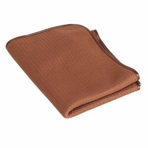 Tapis de massage pour canapé de massage résistant à l'usure pour une meilleure expérience de salon(Deep coffee)