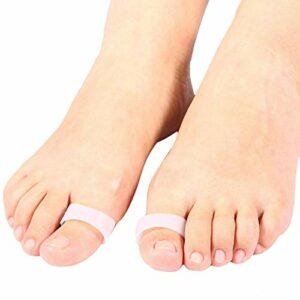 Valentine's Day PresentAnneau de massage des pieds en silicone, anneau de pied minceur sain en silicone, augmentation du métabolisme pour le massage du pied, amélioration de la circulation sanguine