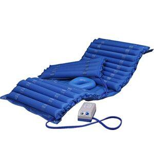 Yongqin Matelas Gonflable Anti-Décubitus De Matelas De Pression avec Le Bleu Alternant De L'Ulcère De Pression De Grand Trou Et du Traitement des Escarres