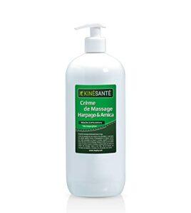 KINÉSANTÉ – Crème de massage Harpago & Arnica 1000 ml