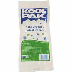 Koolpak Original froid instantané, Premier secours Lot de 60
