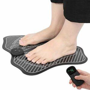 Masseur de pieds, machine de masseur de pieds, masseur électrique de chauffe-pieds de tapis de massage pour la maison de station thermale
