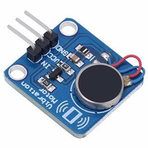 Module de vibration DC5V 9000 tr/min 3 pièces machine électrique à moteur de choc