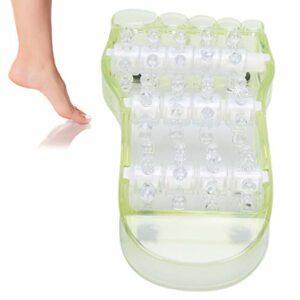 Rouleau de massage des pieds, masseur de pieds à grande zone de contact pour femmes et hommes