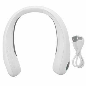 SHYEKYO Réchauffeur de Cou Portable, Chauffe-Cou électrique Pratique à Haute résistance de 9600 mAh avec Affichage numérique Simple pour soulager Vos épaules et Votre Cou endoloris
