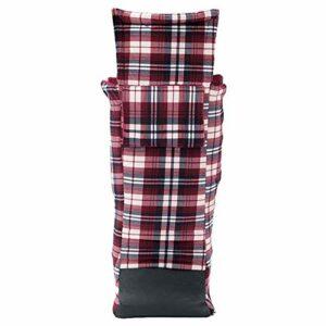 ZHANGXJ Portable Chauffé Full Body Wraps Chauffage Electrique Pad Genou Mains Chauffe-Pieds avec 9 Réglages de Température Lavable Hiver l'hiver (Color : 01)
