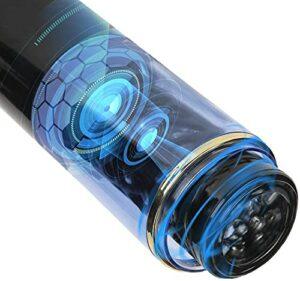 AllPro Accessoires de Massage de Sports Électriques Masseur Automatique Masseur de Poussée et Fonction de Rotation 3 Vitesses et 6 Modes