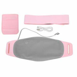 Ceinture chauffante à infrarouge lointain pour soulager les douleurs menstruelles Coussin chauffant menstruel pour femmes pour soulager la dysménorrhée