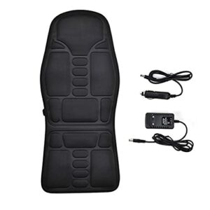 Coussin de massage complet Coussin Heat Heat Back Colage Chaise Chaise Voiture Accueil Relaxation Soin Style2
