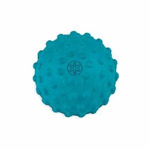 gaiam 61356 Masseur pour Les Pieds Mixte Adulte, Turquoise