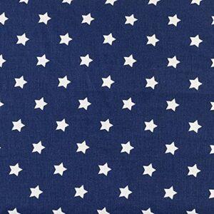 Grand coussin garni de noyaux de cerise – 40 x 30 cm – 3 compartiments – Bleu étoiles – Coussin chauffant – Coussin à grains
