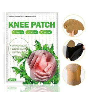 HIKOTECH Pays de soulagement de la Douleur au Genou MOxibustion Patch Patch Douleur Patch Naturel Wormwood Sticker 2 Boîte