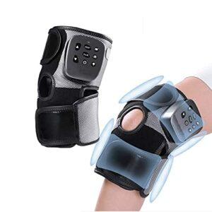 jale Masseur de Massage Chauffant, Masseur de physiothérapie, atténue la Douleur au Genou de la déchirure du ménisque, pour Les Muscles arthritiques spastiques