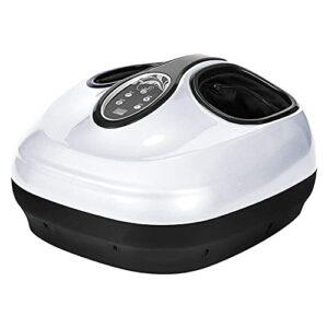 jale Masseur de Pied, Machine de Masseur de Pied Shiatsu avec Fonction Thermique, Chauffage Massager Foot Massager 110V Machine à pédicure
