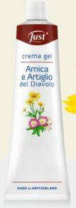 JUST – Crème Dermoactive Gel Arnica et Article du Diavolo-100 ml