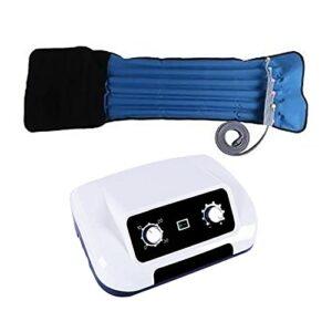 JuZi Store Appareil de Massage par Ondes de Pression pour Mollets Jambes et Pied, Masseur de Jambes, Masseur Electrique à Compression d'air, Bottes de Pressothérapie