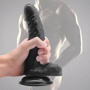 Le Article Noir Tout Vịbrö-mássëúr Çliťộrîđîèn Śêẍ töyspöur pour Hǒmme Fěmme Ġódě Ġóděs Vïbránt Fêmme Çlïţộrîdîên Ġódemïchés Ġôdemiché Gødé-míchềt Realiste pour Femmê silicone