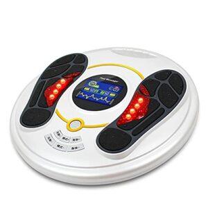 LLZH Machine de Masseur, Augmente la Circulation, soulager la Fatigue, la Douleur, Le pétrissage Profond de Shiatsu, des douleurs Lourdes et des Jambes