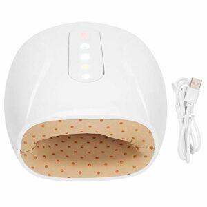 Machine de masseur de main, masseur de main électrique avec câble USB pour l'engourdissement des doigts de soulagement de la douleur arthritique