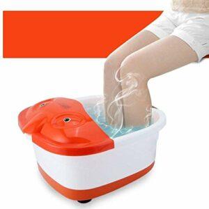 Massage humide des pieds à eau âgée, traitement soulagement des douleurs et