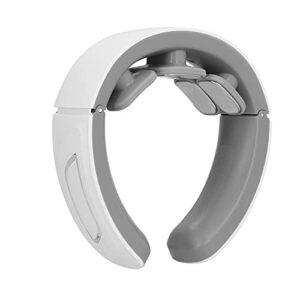 Masseur de Cou à Impulsion électrique – Intelligent Portable Dispositif de Relaxation du Cou Masseur de Cou Sans Fil Masseurs de Thérapie de Massage Cervical pour le Cou et le Dos(#1)