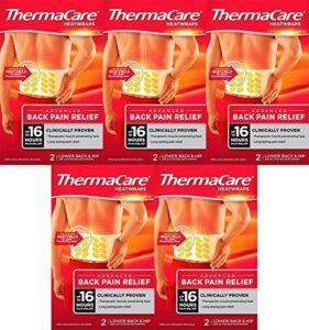(Paquet De 5) – ThermaCare Lombaire Isolant Thermique (5 paquet)