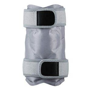 Sac à glace anti-douleur avec sangle réutilisable pour thérapie par le froid et la chaleur pour les blessures, coussin chauffant pour les épaules du dos, les mollets et les hanches