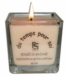 Storepil – Bougie de massage CONFITURE DE LAIT – 210 g