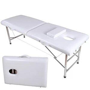 Table de massage pliante professionnelle – Table de massage – Table de massage pliante – Table de massage – Table de massage – Table de beauté (180 x 60 x 65 cm – Couleur : 10)