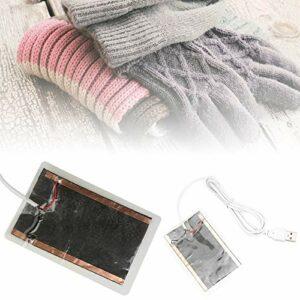Tapis chauffant, tapis chauffant écologique fièvre électrique tapis chauffant sûr faible puissance doux pour tapis de souris pour petit jouet pour animal de compagnie