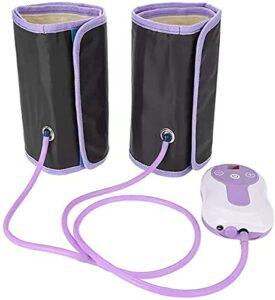 Utile Masseur de jambe de compression d'air séquentielle pour la machine de massage de la compression des jambes et des pieds, avec un contrôleur de poche, détendez-vous et soulagez la douleur muscula