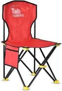 YGCBL Chaises de Camping, Chaise de pêche en Camping Pliable Oxford imperméable à l'extérieur Chaise Pliante en Plein air, 3350cm (Size : 39 * 70CM)