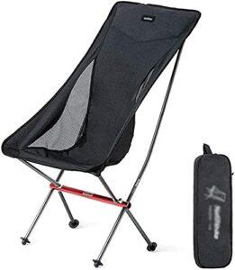 YGCBL Chaises de Camping, Confortables chaises de Camping Respirantes faciles à Nettoyer chaises Pliantes durables durables en Plein air Tabouret de Camping, B (Color : B)