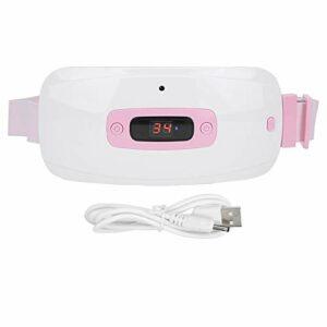 Ceinture d'entraînement électrique chauffante pour douleurs menstruelles et abdominales