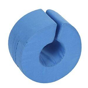 Coussins de talon Bedsore Heel Protector Coussins Coussins De Pression Foot Foot Bekle Support Bleu