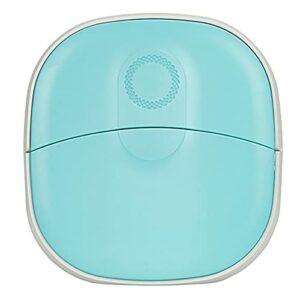 CXZDP Portable Baignoire De Massage pour Les Pieds,ABS Plastique Pliant Bains De Pied avec Infrarouge,Température Réglable pour Enlever Les Callosités Baril De Pédicure B,41 * 24 * 11CM