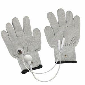 DOITOOL 1 paire de gants de thérapie pratiques pour les mains chaudes ou froides, réutilisables, pour massage à la maison, pour l'arthrite, le soulagement de l'eczéma en cas de gonflement.