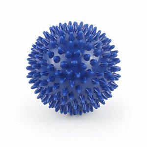 Fesjoy Balle de massage pour l'arrière du pied – Appareil de massage du corps en tissu – Mini balle de massage pour le dos